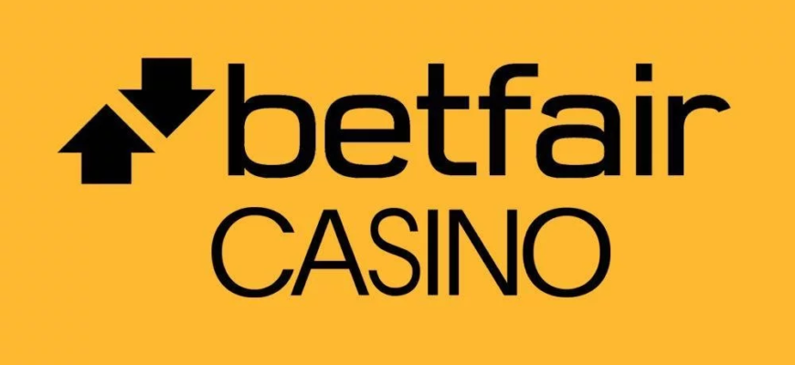 betfair казино